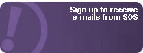 Sign up to recieve e-mail and wireless updates from SOS