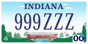 BMV: License Plates Overview