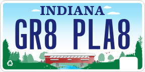 BMV: Personalized License Plates