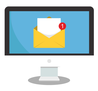 Get Email Notifications