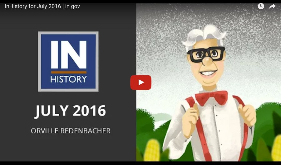 YouTube Video of Orville Clarence Redenbacher