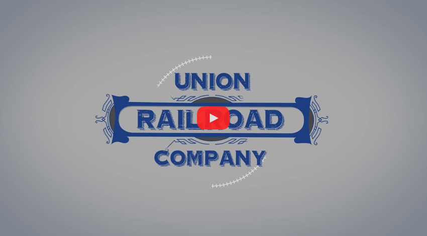 YouTube Video of the Union Railroad