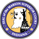 Seal of the Marion Superior Court