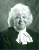 Photo of Judge Betty Barteau