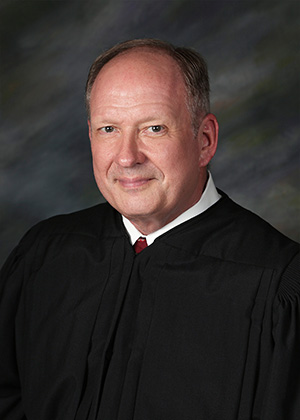 Judge Paul D. Mathias, Court of Appeals of Indiana