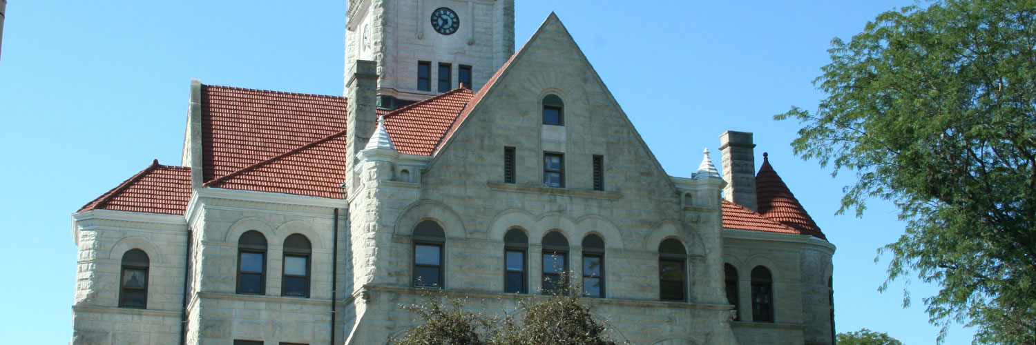 Photo of Fulton County courthouse