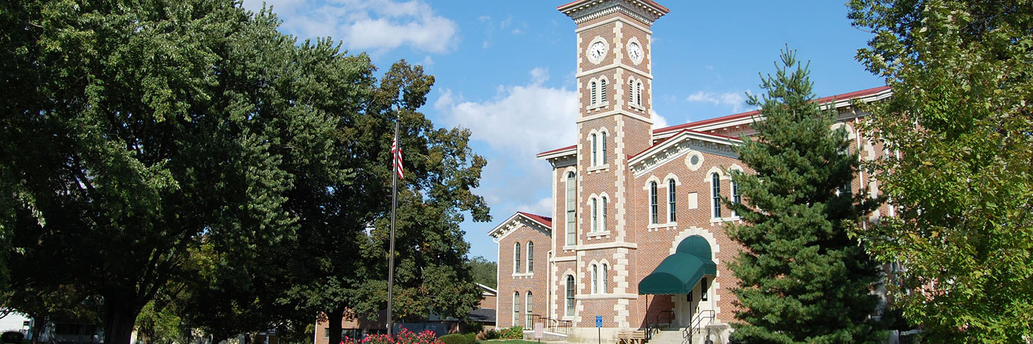 Photo of Jennings County courthouse