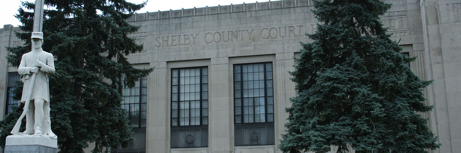 courts IN gov: Shelby County