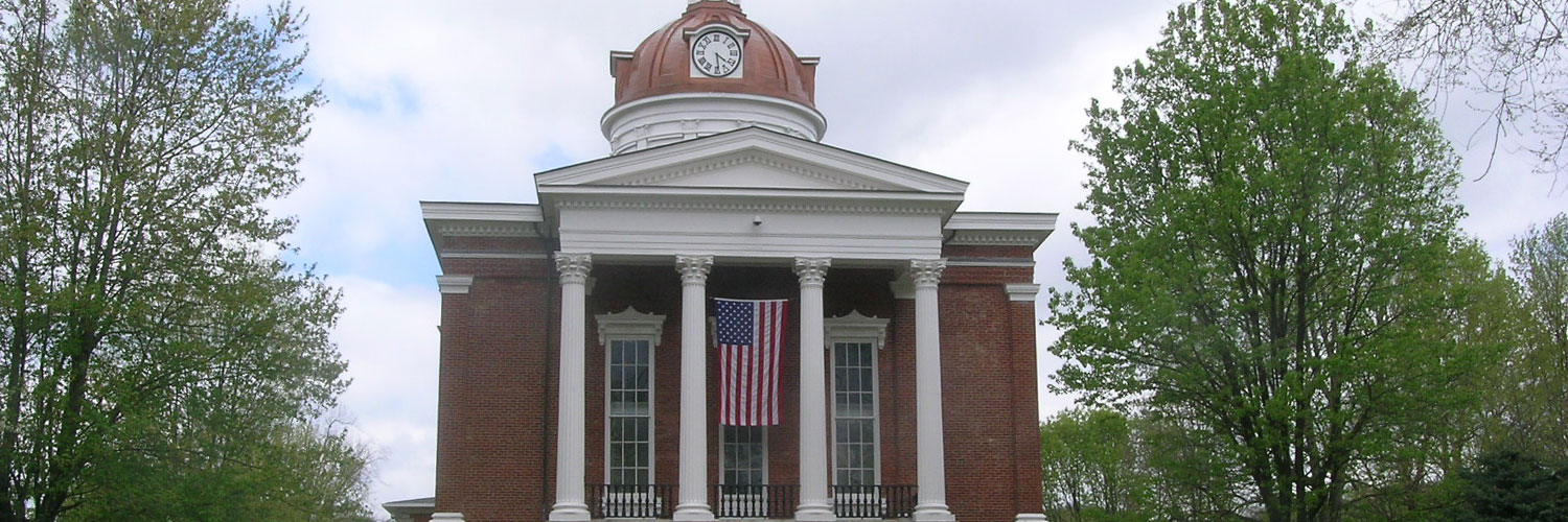 Photo of Switzerland County courthouse