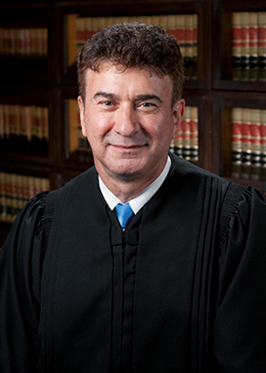 Photo of Justice Steven David