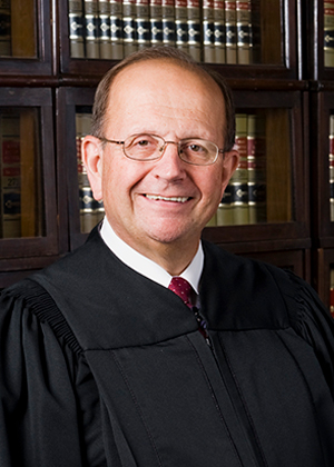 Photo of Justice Brent Dickson