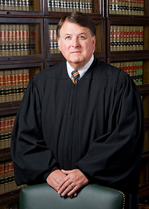 Photo of Justice Randall Shepard