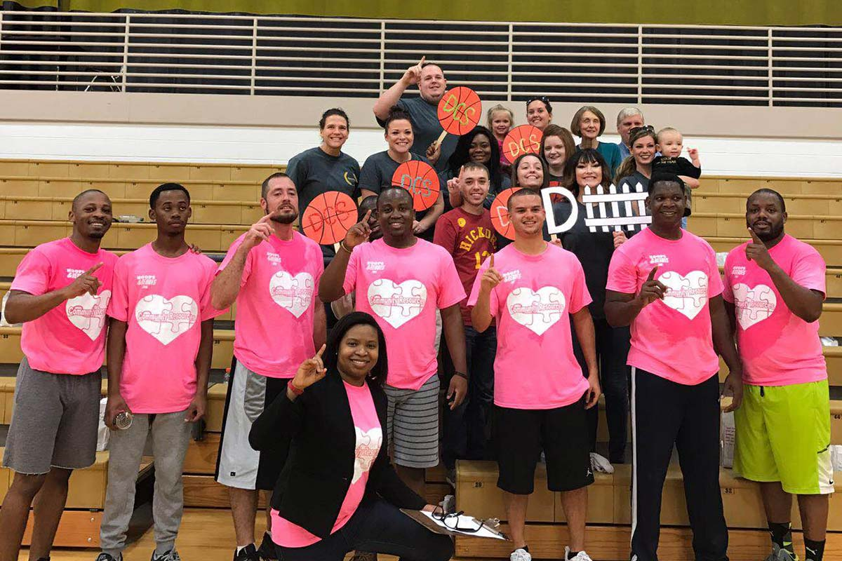 Hoops for Heroes - Boone County DCS Basketball tournament for Sylvia's Place