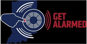 Get Alarmed logo