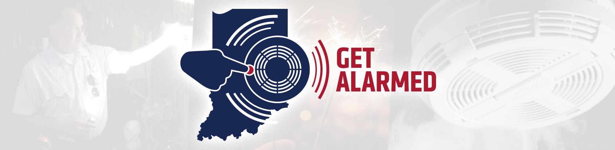 Get Alarmed Page Banner