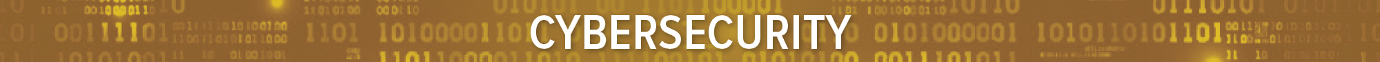 cybersecuirty section banner