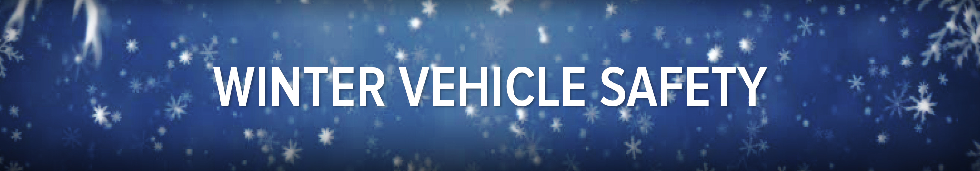winter vehicle safety