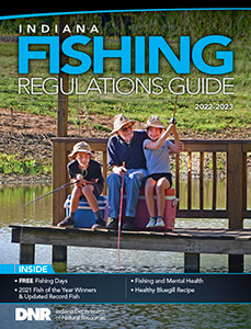 Dnr fishing guide regulations for Fishing license indiana