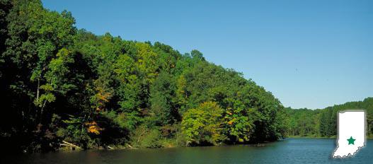 DNR: Morgan-Monroe State Forest