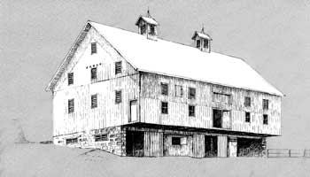 The Civil War Picket: Barns of Gettysburg: Preserving these ...