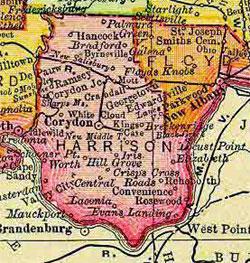 Dnr Underground Railroad Sites Harrison County