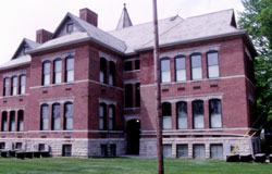 Horace Mann School (listed on the NRHP, HPF grant)