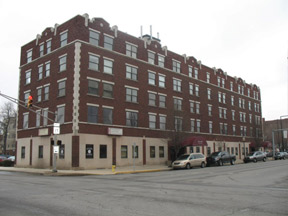 Barnes Hotel in Logansport