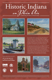 May 2020 Historic Preservation Poster Month Poster On Coca-Cola Bottling