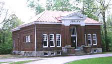 Lawrie Library (NRHP, WRHC)
