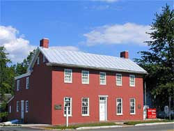 Levi Coffin House - Fountain City, IN