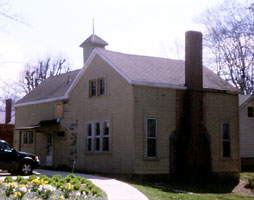 Lew Wallace Carriage House (NHL, HPF)