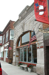 Lowell Commercial Historic District - Lowell, IN