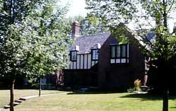 Tudor Style House - West Lafayette, IN