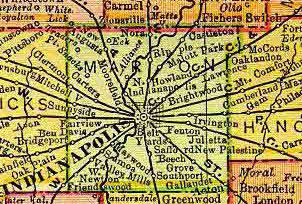 Marion County - 1895