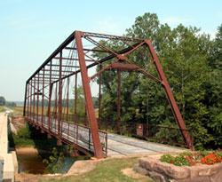 Bridge #28 - Parke County