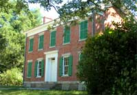 Chief Richardville House (NRHP, WHC)