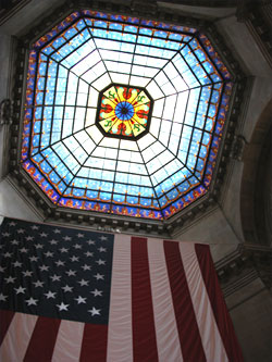 Statehouse Rotunda