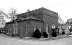 THI & E Interurban Depot/Substation