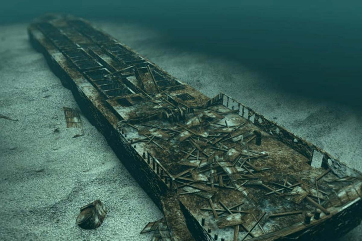 Take a virtual tour of Indiana's shipwrecks