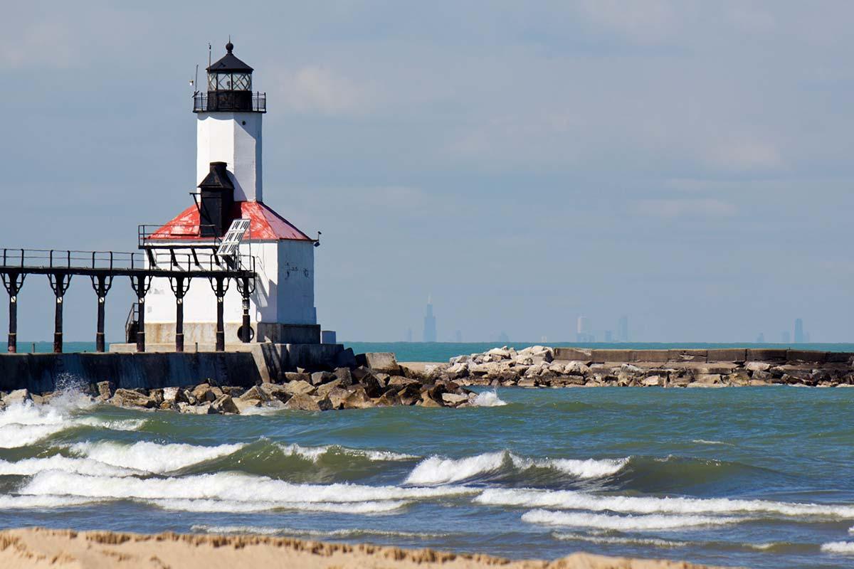 DNR: Lake Michigan Coastal Program