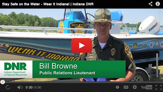 Stay Safe Wear It Indiana Video
