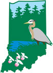 Nature Preserves Color Logo