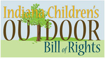 Indiana Children's Outdoor Bill of Rights logo