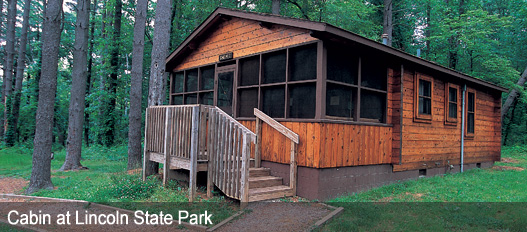Dnr Family Cabins Fees Reservations
