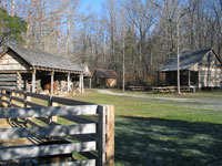 Pioneer Farmstead at O'Bannon Woods