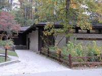 McCormick's Creek State Park Interpretive Center