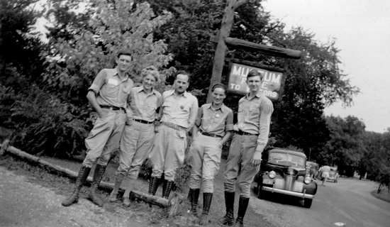 Naturalists in 1941