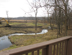 Prophetstown State Park Observation Deck - After