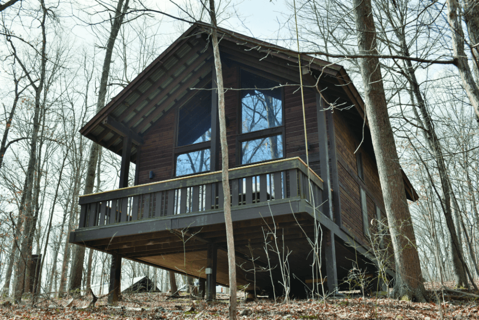 Family Cabin at Brown County State Park