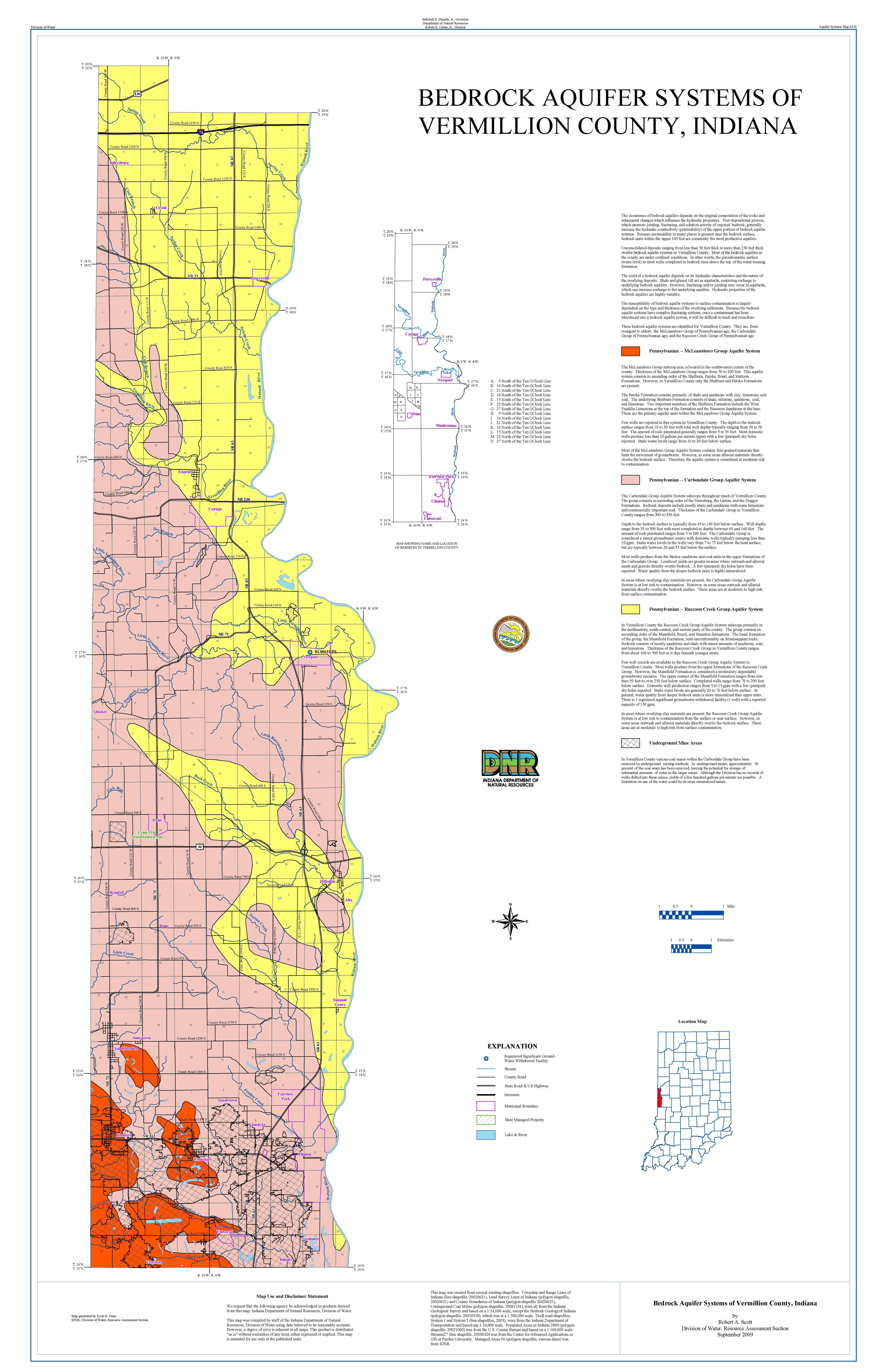 dnr  aquifer systems maps 62